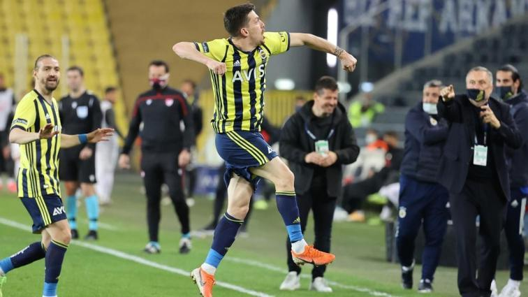 Mert Hakan Yandaş'ın 4. golü