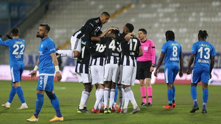 Son dakika Beşiktaş haberleri... Kartal, altını 5'e katladı