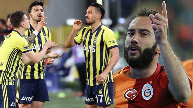 Fenerbahçe-Gaziantep FK maçı sırasında Olcan Adın'dan olay paylaşım
