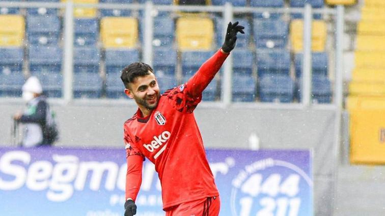 Son dakika Beşiktaş haberleri... Rachid Ghezzal: Burada kalmak beni mutlu eder