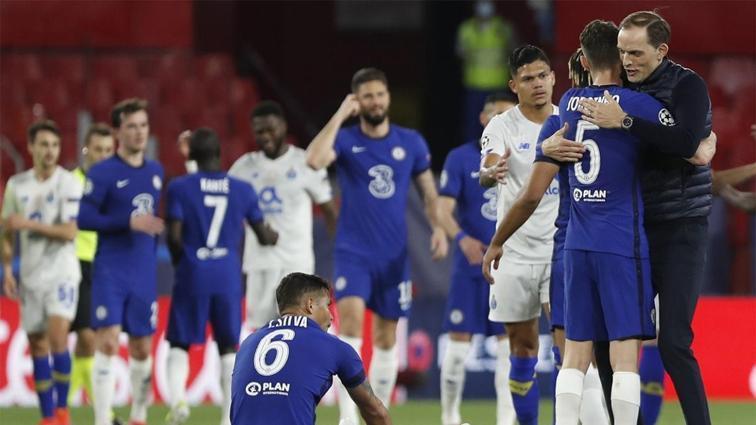 Chelsea, Porto'ya yenilmesine rağmen Şampiyonlar Ligi'nde yarı finalde