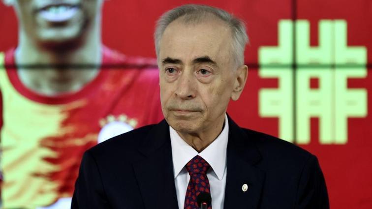 Galatasaray Başkanı Mustafa Cengiz, PFDK'ya sevk edildi