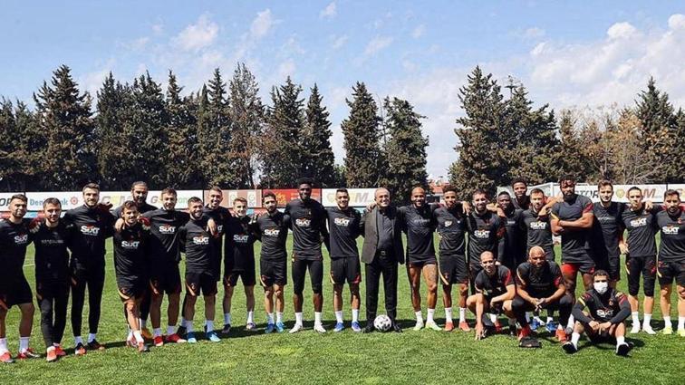 Galatasaray'da Abdurrahim Albayrak'tan sürpriz paylaşım