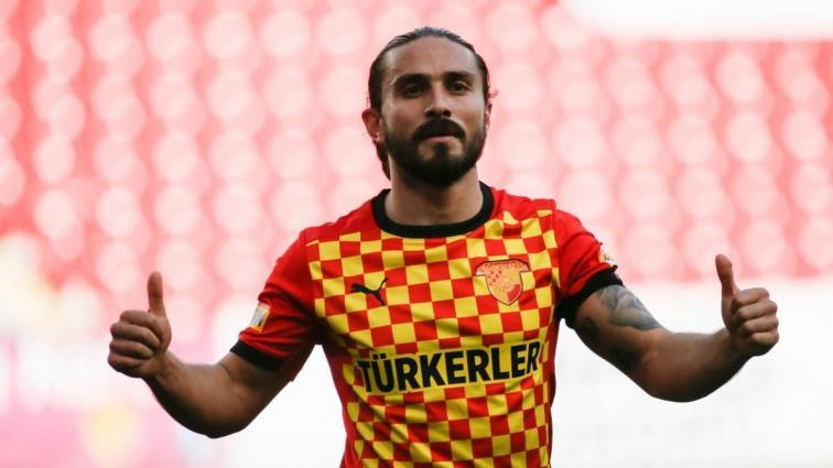 Göztepe'de Galatasaray maçı öncesi golcülerin performansı göz dolduruyor