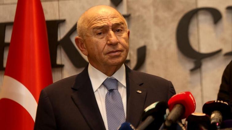 TFF Başkanı Nihat Özdemir'den zemin patlaması: Artık yeter, yasak getiriyoruz!