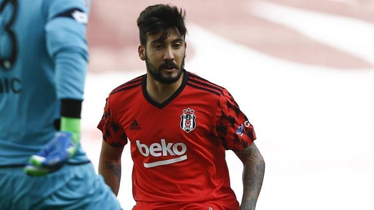 Beşiktaş'ın Ümraniyespor'a kiraladığı Atakan Üner'in sol diz yan bağları koptu
