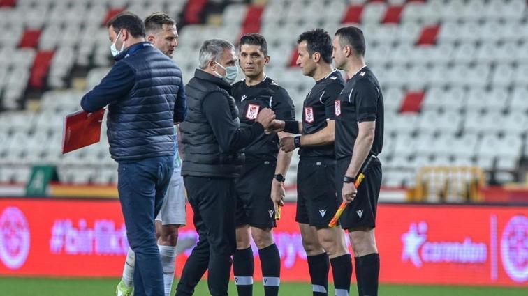 Ersun Yanal'dan genç oyuncular açıklaması