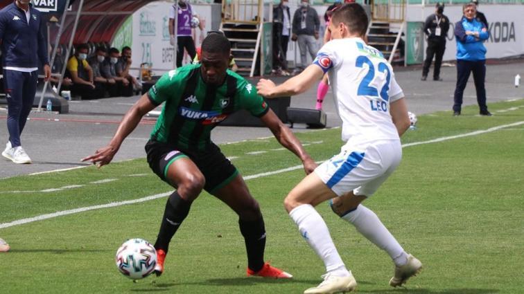 Gol düellosunda kazanan Büyükşehir Belediye Erzurumspor