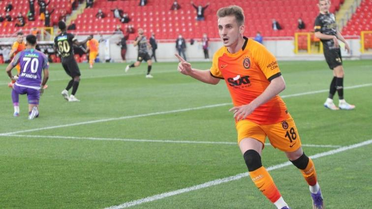 Kerem Aktürkoğlu'nun 6. golü