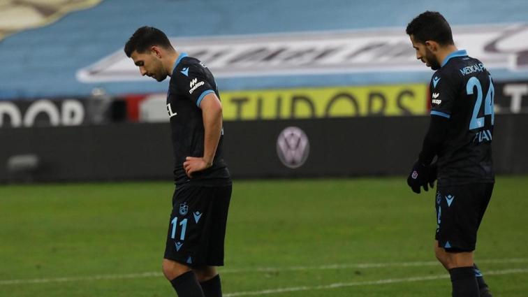 Trabzonspor, 90+6'da yıkıldı: 1-1