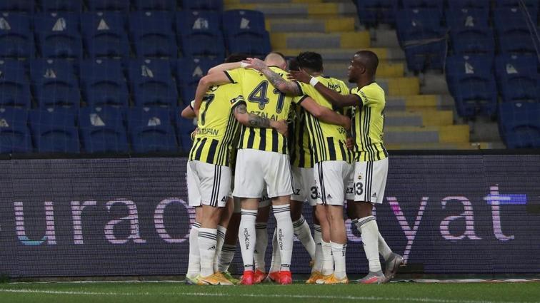 Fenerbahçe, şampiyonluk için: 1-2