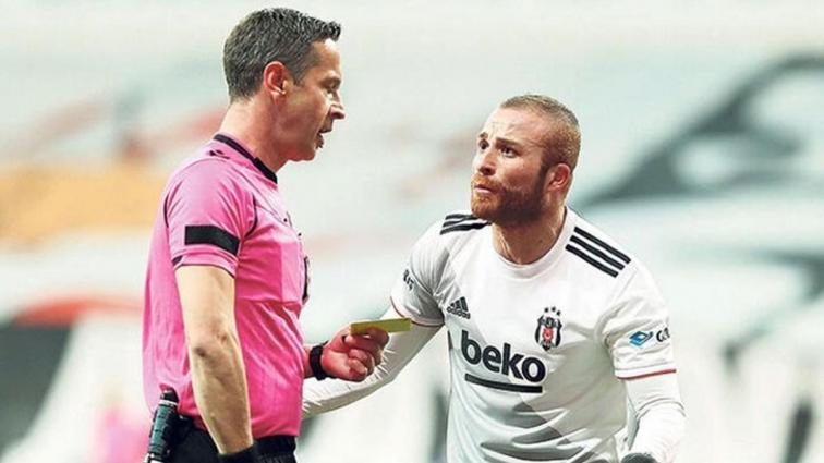 Gökhan Töre, Ankaragücü maçı sonrası otoparkta Halis Özkahya ile karşılaşmış