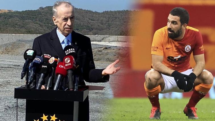 Mustafa Cengiz Göztepe maçı öncesi Kaptan Arda'yı aradı