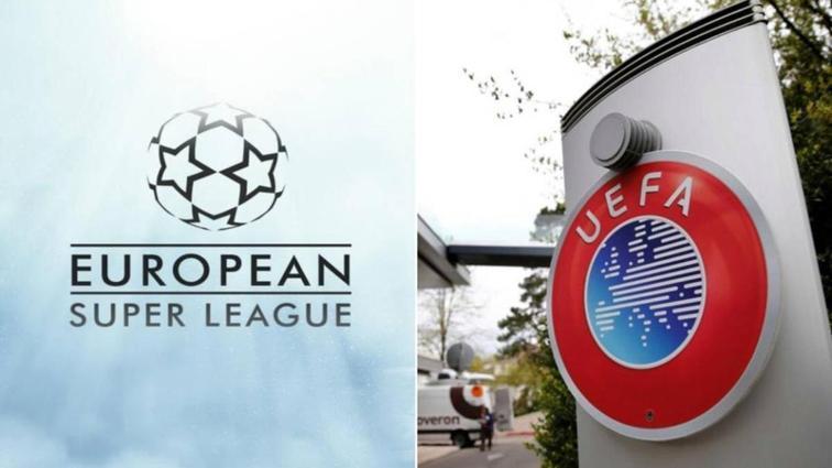 Avrupa Süper Ligi'nden UEFA ve FIFA'ya 'görüşelim' çağrısı