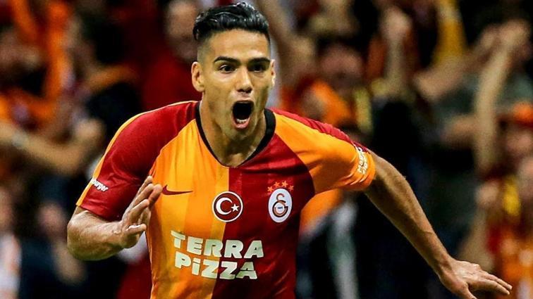 Galatasaray'a Falcao'dan haber var
