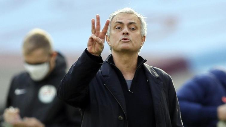 Tottenham'da Jose Mourinho'nun görevine son verildi