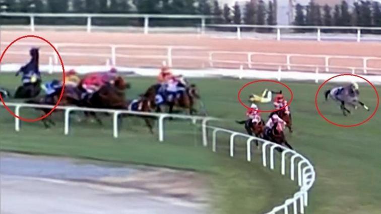 Adana Yeşiloba Hipodromu'nda 3 günde ikinci kaza