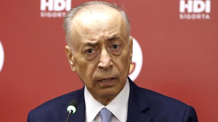 Galatasaray'da Mustafa Cengiz, Mahmut Recevik'in istifasını istedi