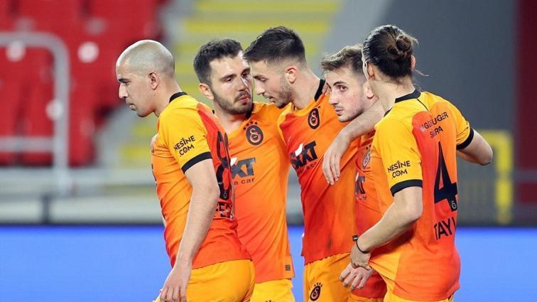 Galatasaray şampiyonluk için formülünü belirledi