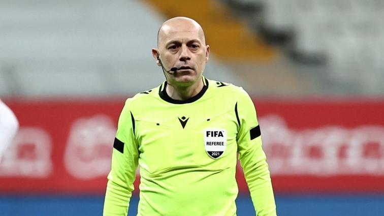 Galatasaray-Trabzonspor maçının VAR koltuğuna Cüneyt Çakır atandı