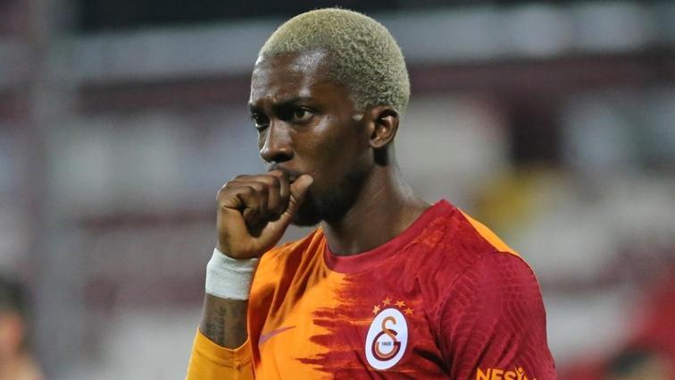 Galatasaray'da Henry Onyekuru sakatlığı sebebiyle kadrodan çıkarıldı