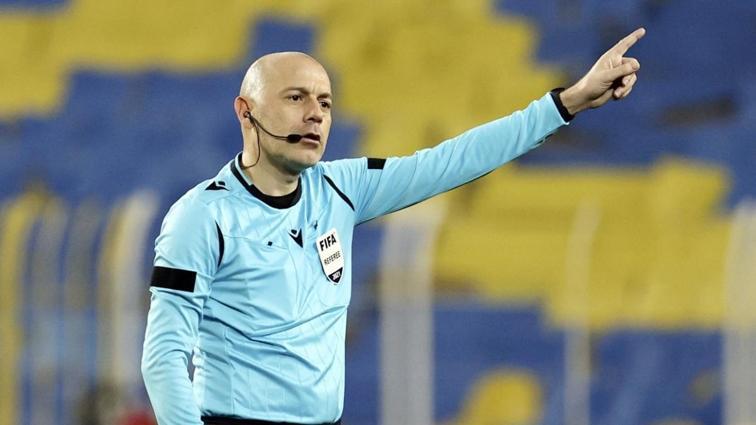 Cüneyt Çakır üst üste 3. kez Avrupa Futbol Şampiyonası'nda görev alacak