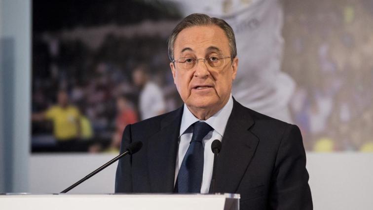 Florentino Perez'den Türk takımları için Avrupa Süper Ligi sözleri