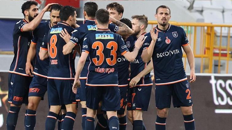 Başakşehir Kasımpaşa'yı tek golle yıktı