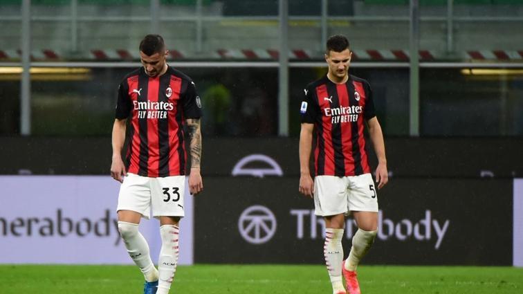 Milan'a evinde soğuk duş: 1-2