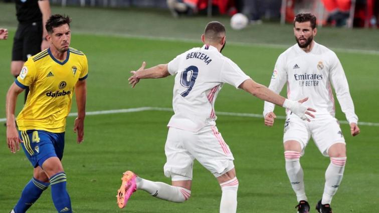 Real Madrid, Karim Benzema'nın 2 gol, 1 asistiyle kazandı