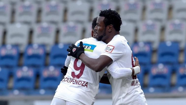 Aaron Boupendza ve Mame Diouf'un gol krallığı yarışı