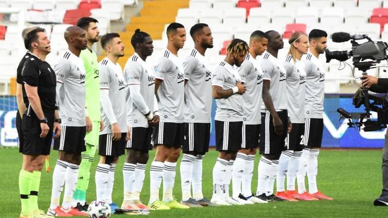 Beşiktaş'ta Kayserispor maçının kadrosu açıklandı