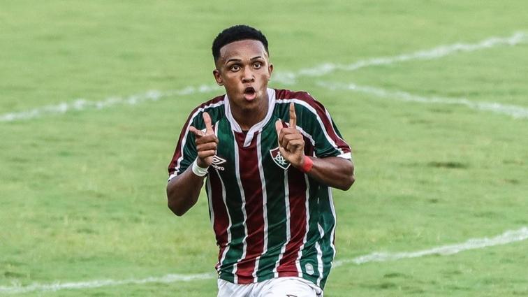 Manchester City, Fluminense'den Kayky'yi transfer ettiğini duyurdu