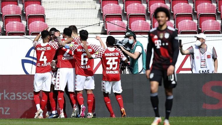 Bayern Münih, rehavet kurbanı: 2-1