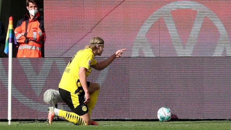 Borussia Dortmund, Şampiyonlar Ligi için