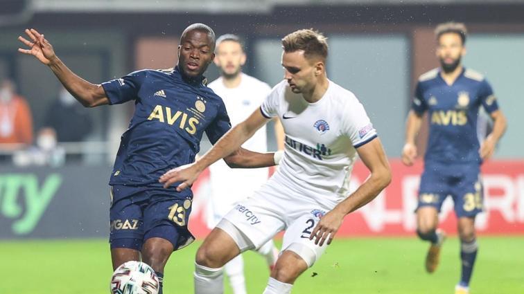 Fenerbahçe 3 eksikle Kasımpaşa'yı konuk ediyor