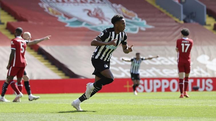 Liverpool 90+5'te yediği golle Newcastle United ile 1-1 berabere kaldı