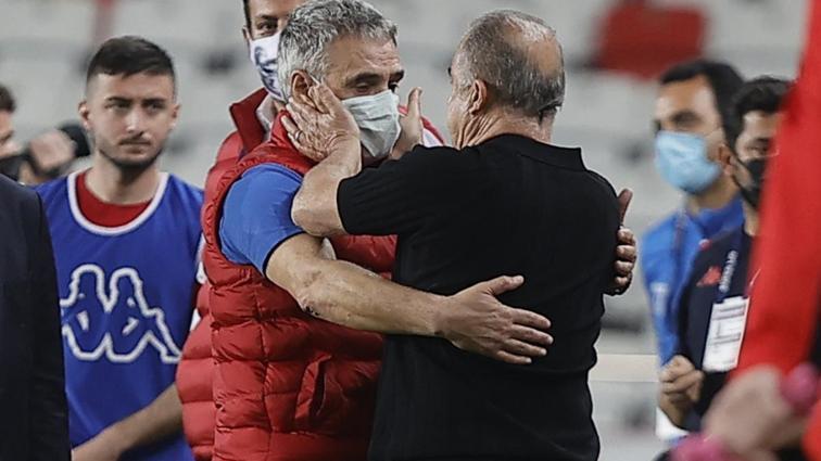 Ersun Yanal, maç sonu patladı: Ağzından çıkana dikkat et!