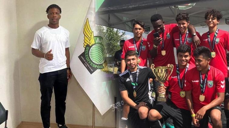 """Halı saha turnuvası mı değil mi"""" Akhisarspor'da Martins Chisom Onyebueke bilmecesi"""