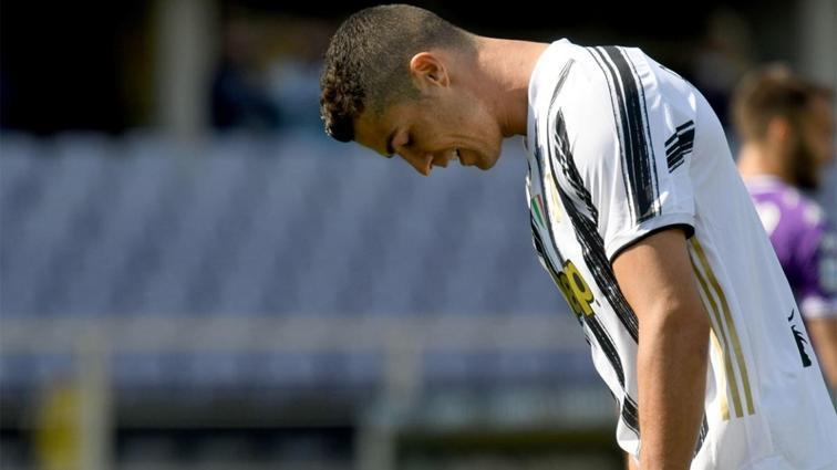 Juventus'a bir darbe de Fiorentina'dan