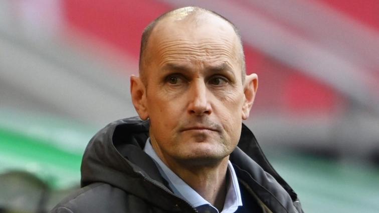 Augsburg, teknik direktör Heiko Herrlich'i kovdu