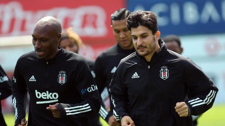 Beşiktaş, Çaykur Rizespor maçının mesaisine başladı