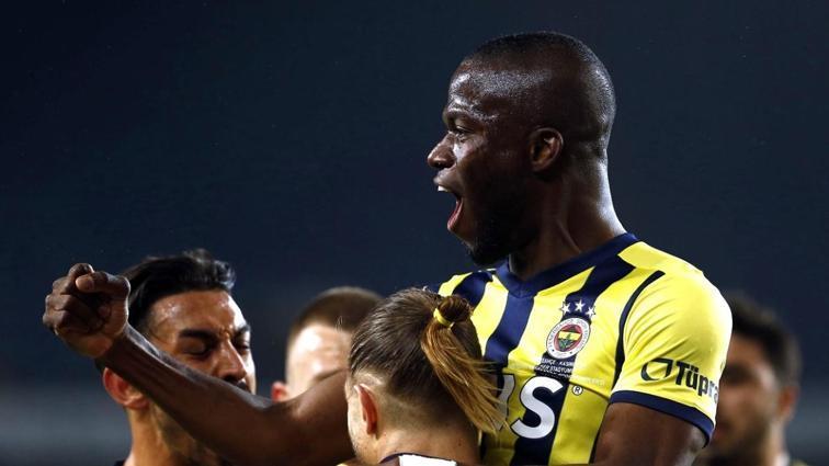 Fenerbahçe'de Enner Valencia durdurulamıyor