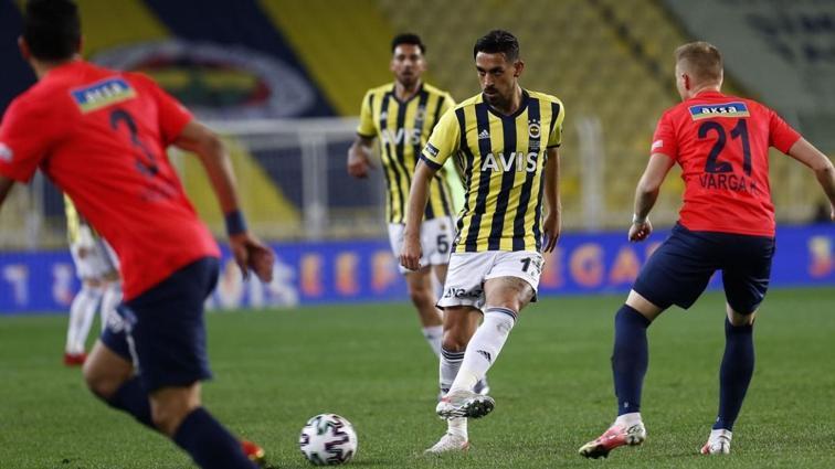 Fenerbahçe'de İrfan Can Kahveci kabusu yaşanıyor