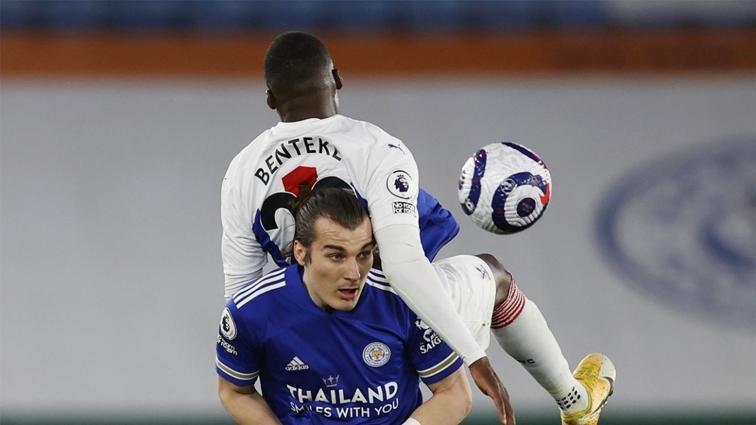Çağlar'lı Leicester City, Crystal Palace'ı mağlup etti: 2-1