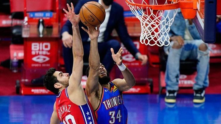 Furkan Korkmaz attı, Philadelphia 76ers kazanmayı hatırladı