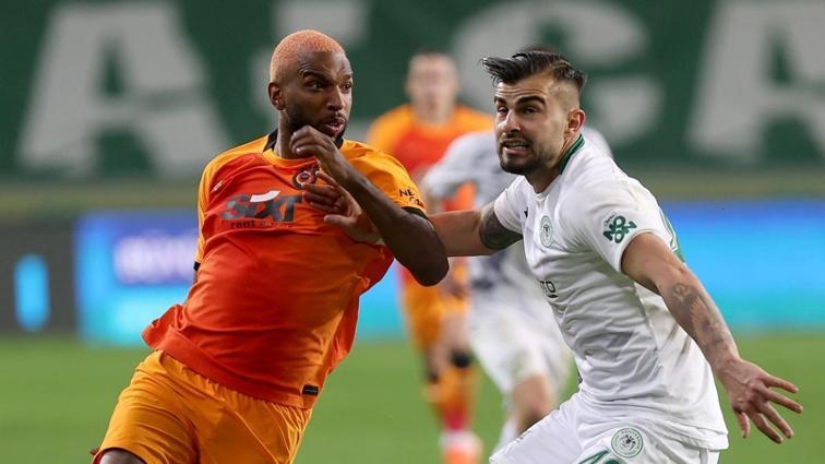 Galatasaray 3 eksikle Konyaspor'u ağırlıyor