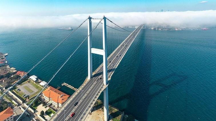 İstanbul Boğazı'nda bir ilk: Boğaziçi Triatlonu