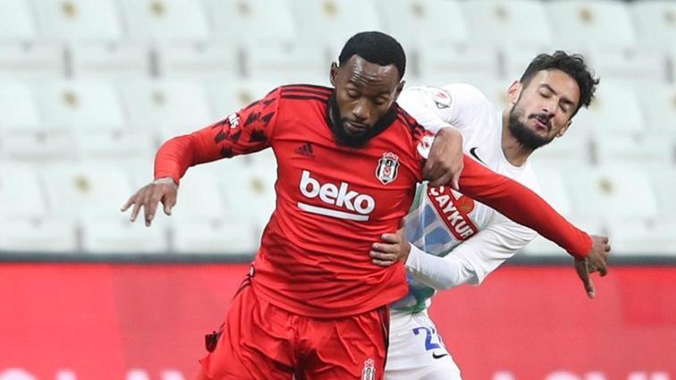Son 3 deplasmanda 5 puan kaybeden Beşiktaş, Çaykur Rizespor'a konuk oluyor
