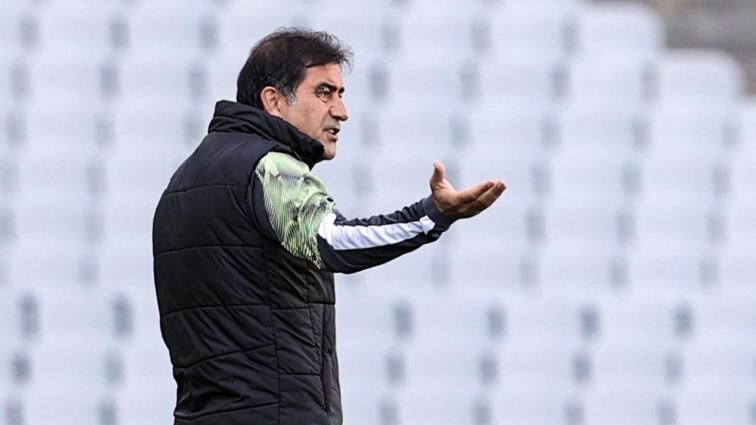 Ünal Karaman Trabzonspor'a karşı